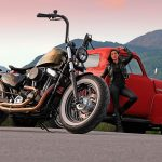 RED THUNDER EXHAUST|Sportster 01