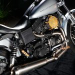 RED THUNDER EXHAUST DYNA 03