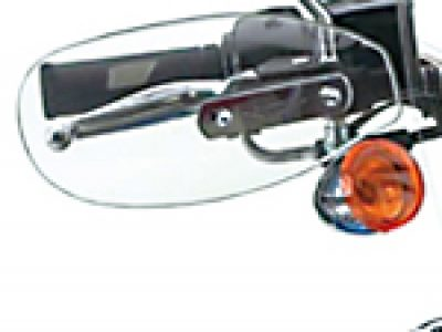 National Cycleのハンドデフレクター