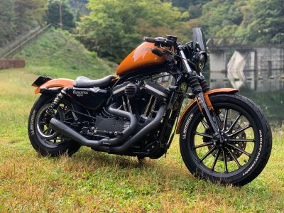 XL883N Iron