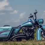 Killer custom 2013 FLHR-04