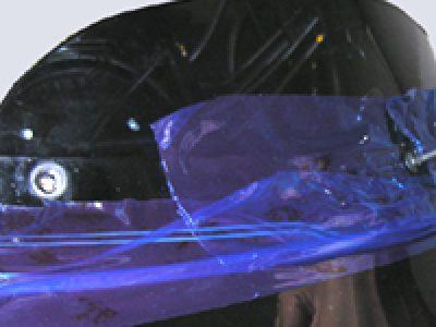 ハーレー・ツーリングモデルのウィンドシールド交換