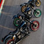 RED THUNDER EXHAUST DYNA 01