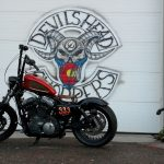 DK-Custom|Sportster 19