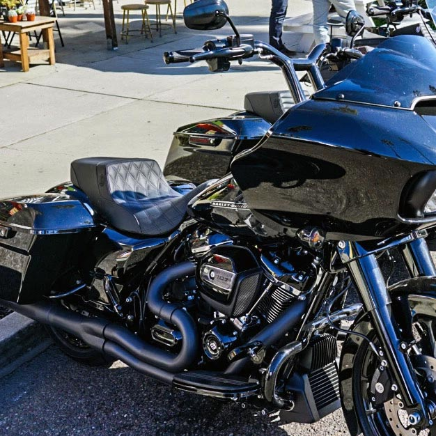 Lucky Daves|Bagger style