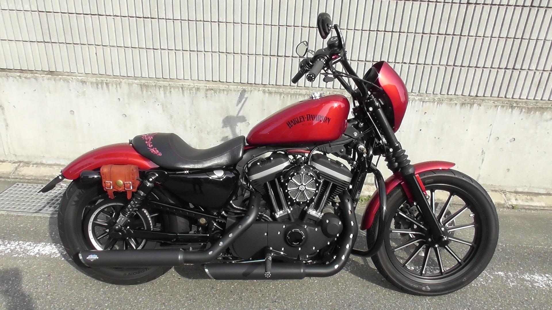 2012/XL883N iron