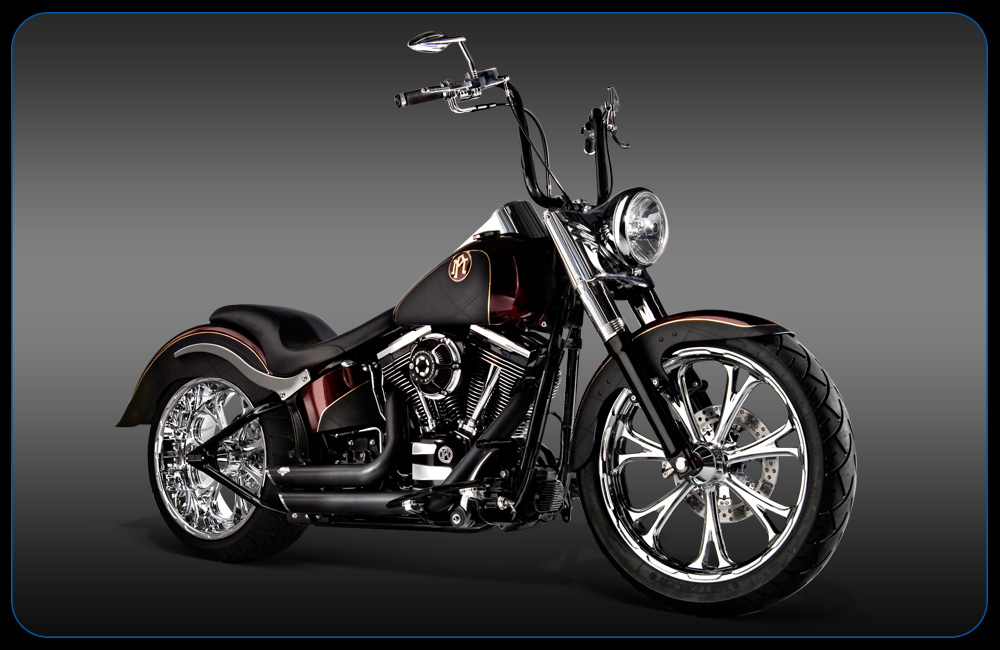 PerfromanceMachine|FLSTF2007 SOFTAIL