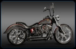 PerfromanceMachine|FLSTF2007 SOFTAIL 右側